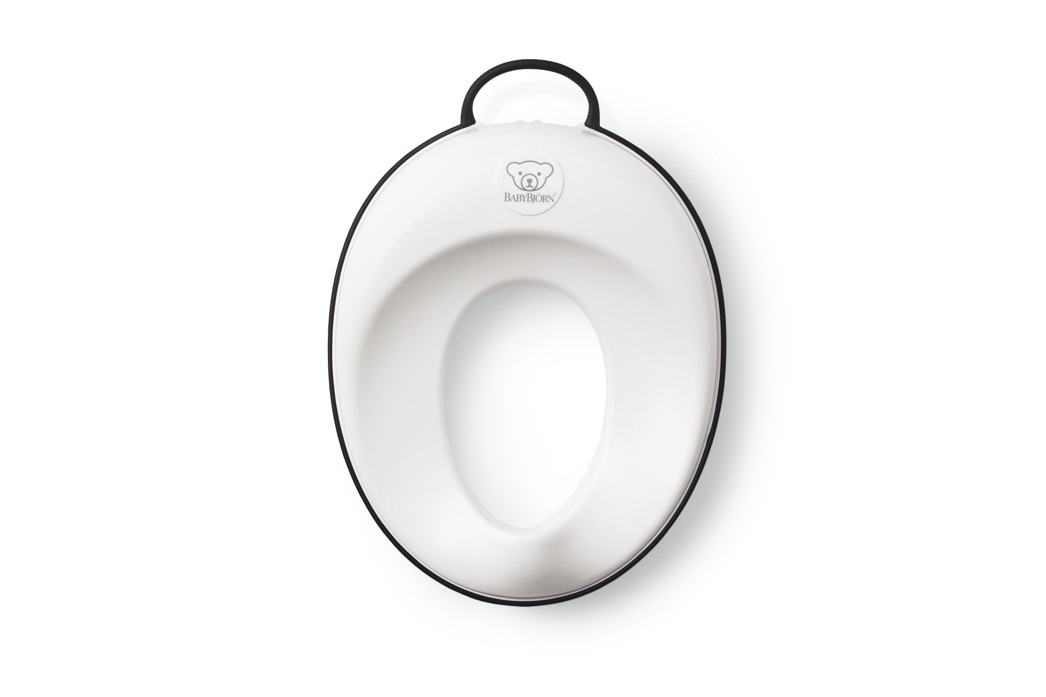 BabyBjorn Toilet Trainer White and Black