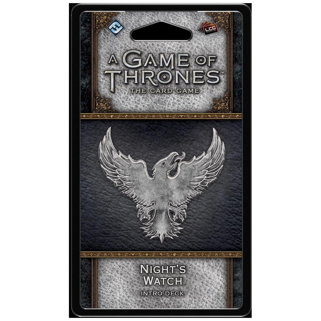 A Game of Thrones LCG Nights Watch Intro Deck
