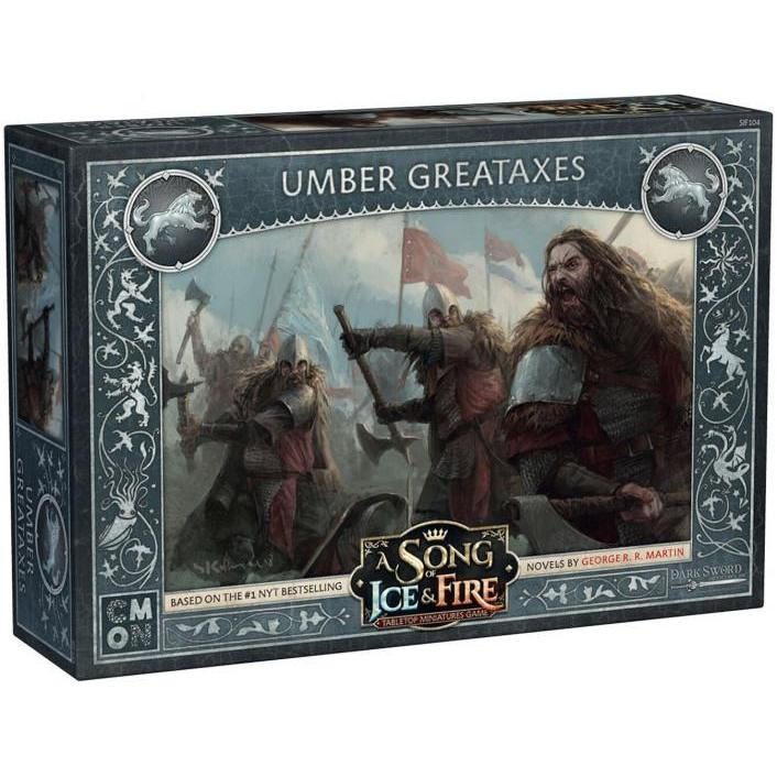 A Song of Ice and Fire TMG - Umber Greataxes