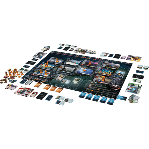 Android New Angeles Board Game-Cubox Australia