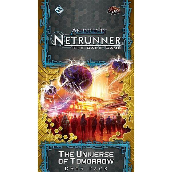 Android Netrunner LCG The Universe of Tomorrow