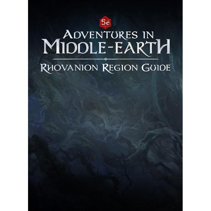 Adventures in Middle Earth: Rhovanion Region Guide-Cubox Australia