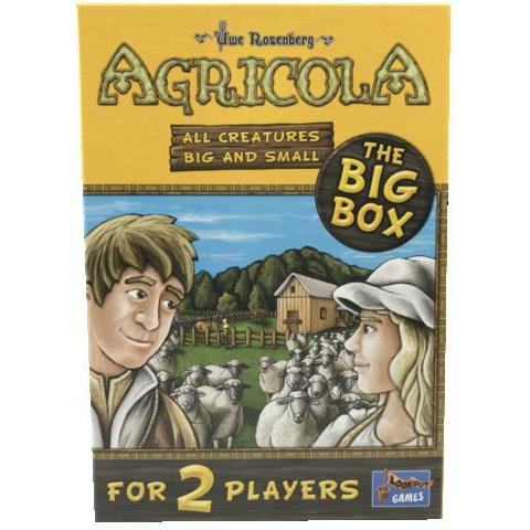 Agricola All Creatures Big and Small-Cubox Australia
