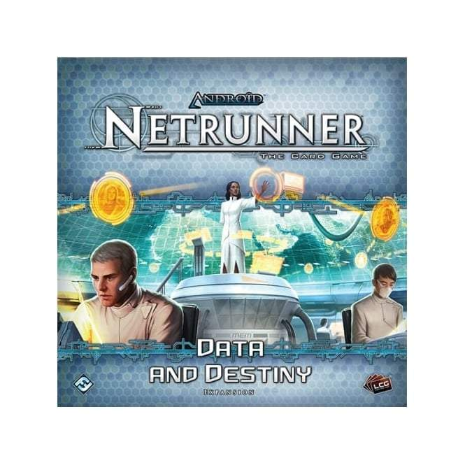 Android Netrunner LCG: Data and Destiny Expansion - Cubox Australia