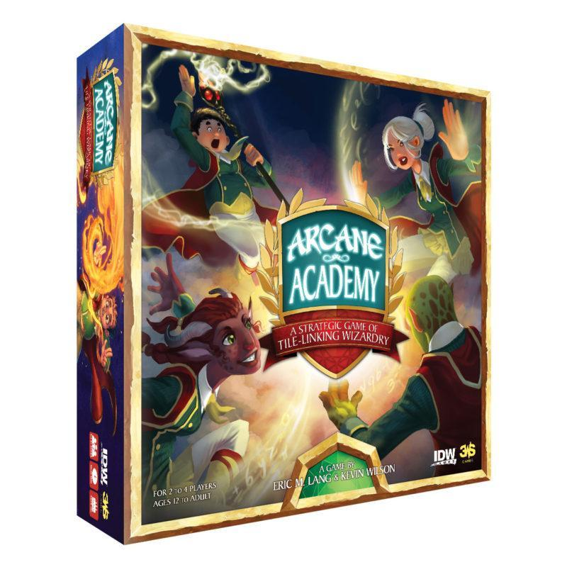 Arcane Academy Board Game-Cubox Australia
