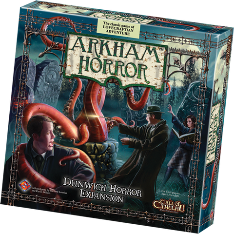 Arkham Horror Dunwich Horror Expansion