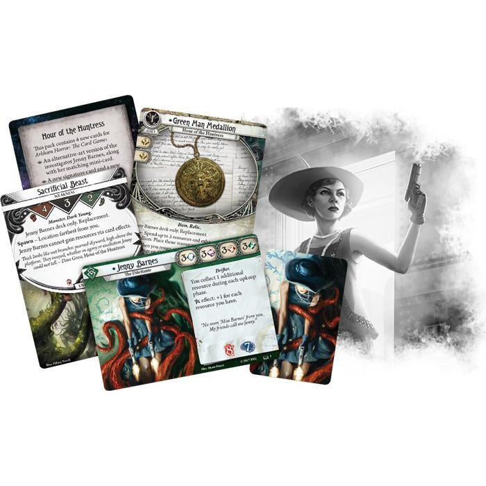 Arkham Horror: Hour of the Huntress
