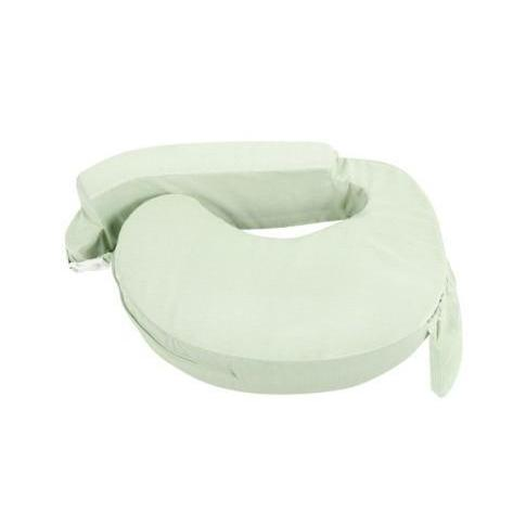 Baby Breast Feeding Support Memory Foam Pillow Green