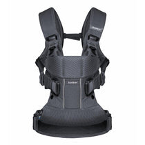 BabyBjorn Baby Carrier One Air Anthracite Mesh - Cubox Australia