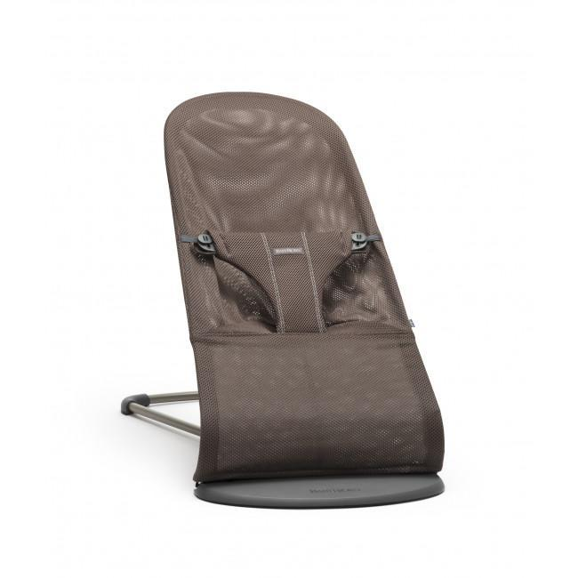 BabyBjorn Bouncer Bliss Cocoa Mesh