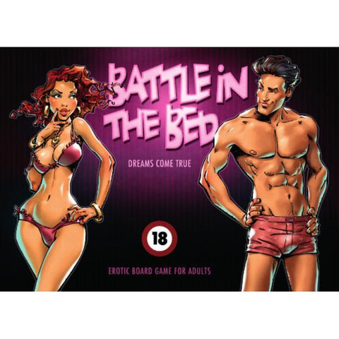 Battle in the Bed-Cubox Australia