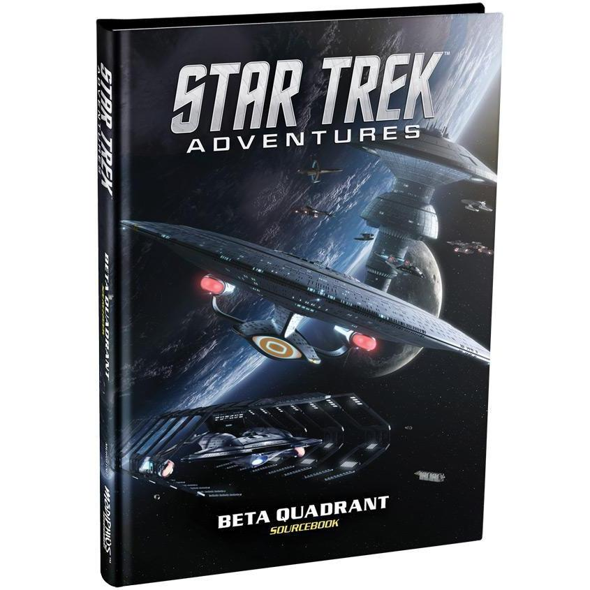 Star Trek Adventures Beta Quadrant Sourcebook