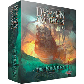 Dead Men Tell No Tales - Kraken Expansion-Cubox Australia