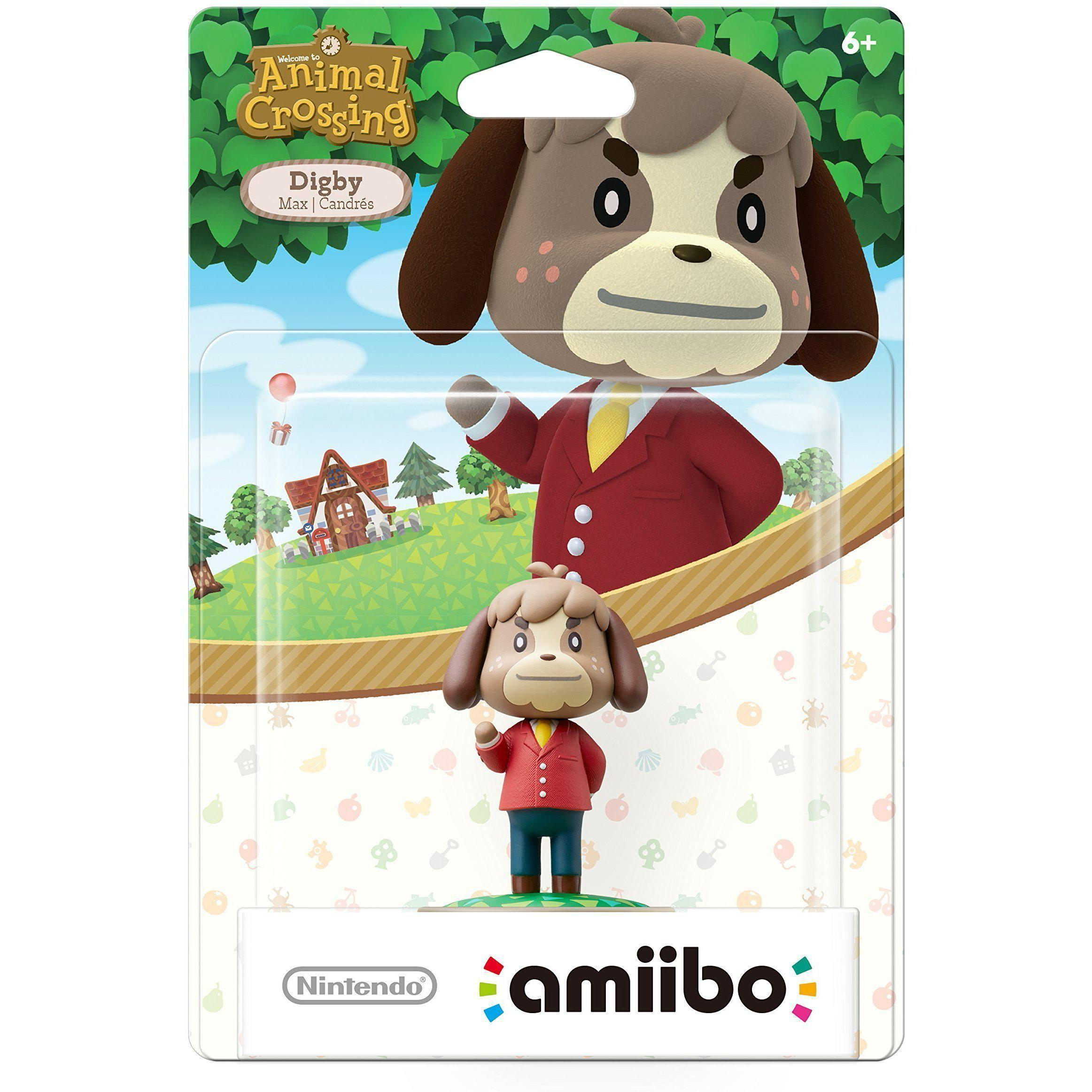 Nintendo Animal Crossing Amiibo - Digby (US Version)