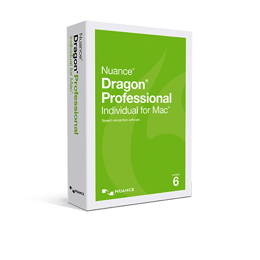 Dragon Professional Individual for Mac 6 (Download) - Cubox Australia