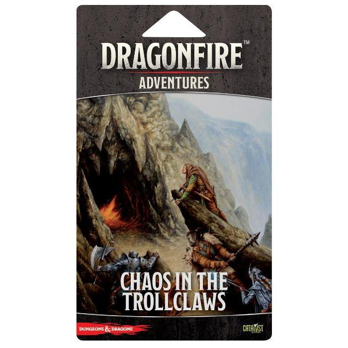 DragonFire Adventures Chaos in The Trollclaws