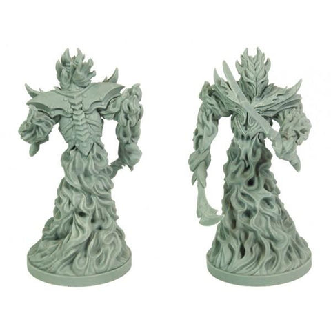 Dungeons & Dragons Elemental Evil Fire Myrmidon