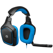 Logitech G430 Gaming Headset - Cubox Australia