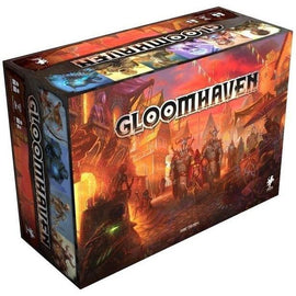 Gloomhaven Board Game (slight dent on box)