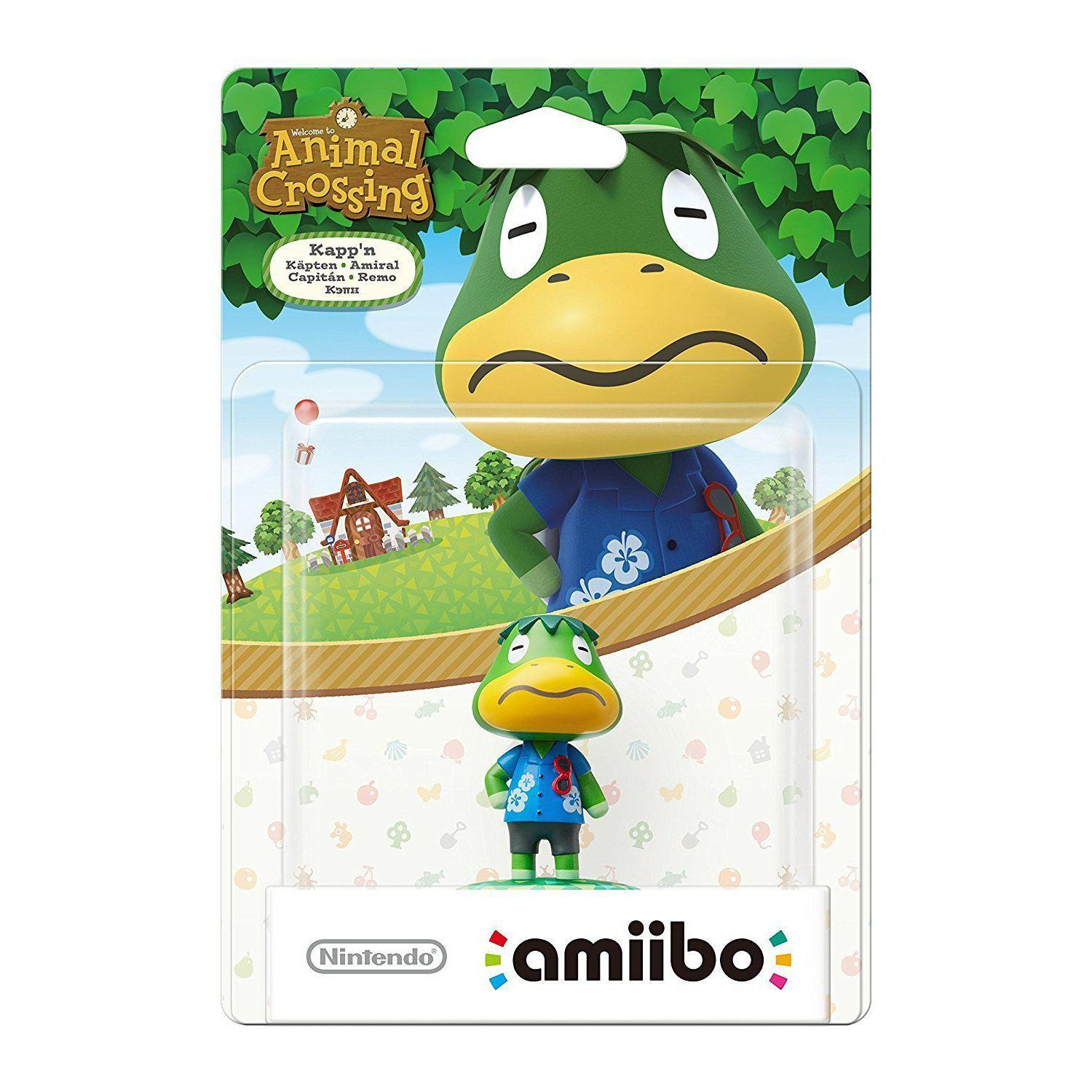 Nintendo Animal Crossing Amiibo - Kapp'n (US Version)