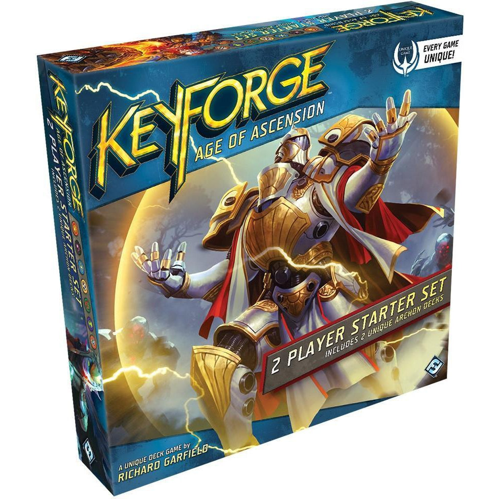 Keyforge Age of Ascension 2 Player Starter Set