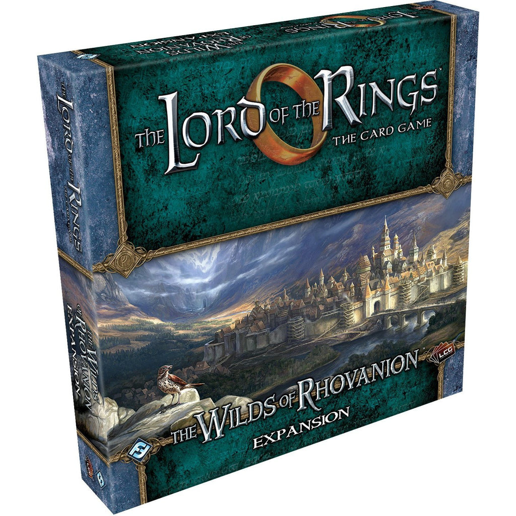 Lord of the Rings The Card Game - The Wilds of Rhovanion Deluxe Expansion