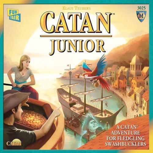 Settlers of Catan - Catan Junior Board Game
