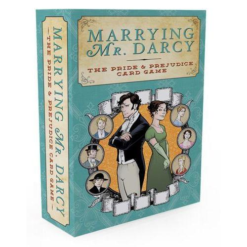 Marrying Mr Darcy Card Game-Cubox Australia