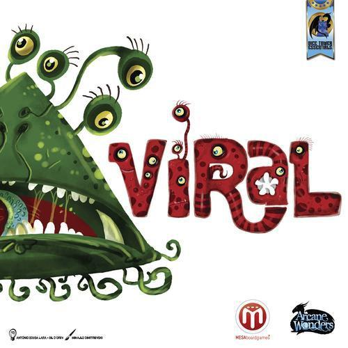 Viral Board Game-Cubox Australia