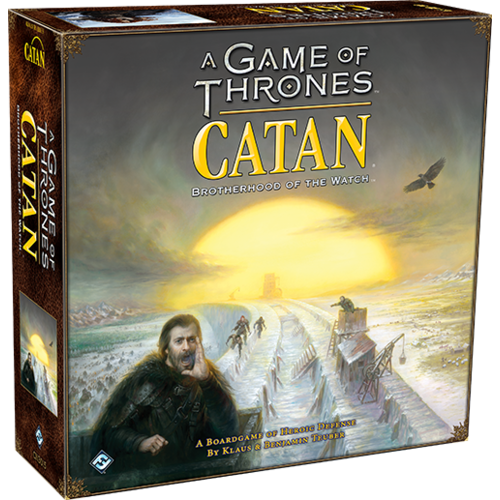 A Game of Thrones: Catan - Brotherhood of the Watch - Cubox Australia