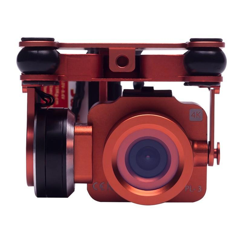 Splashdrone 3 Payload Release with Stabilization Gimbal and 4K Camera - PL3