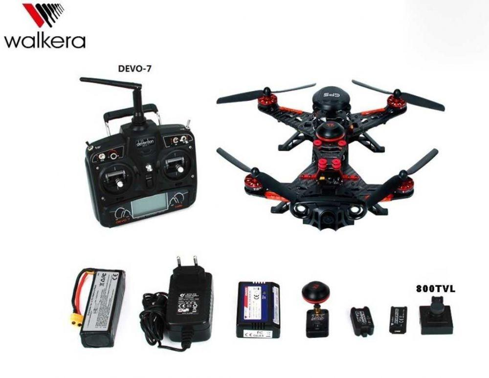Walkera Runner 250 Advance RTF with 800TVL Camera