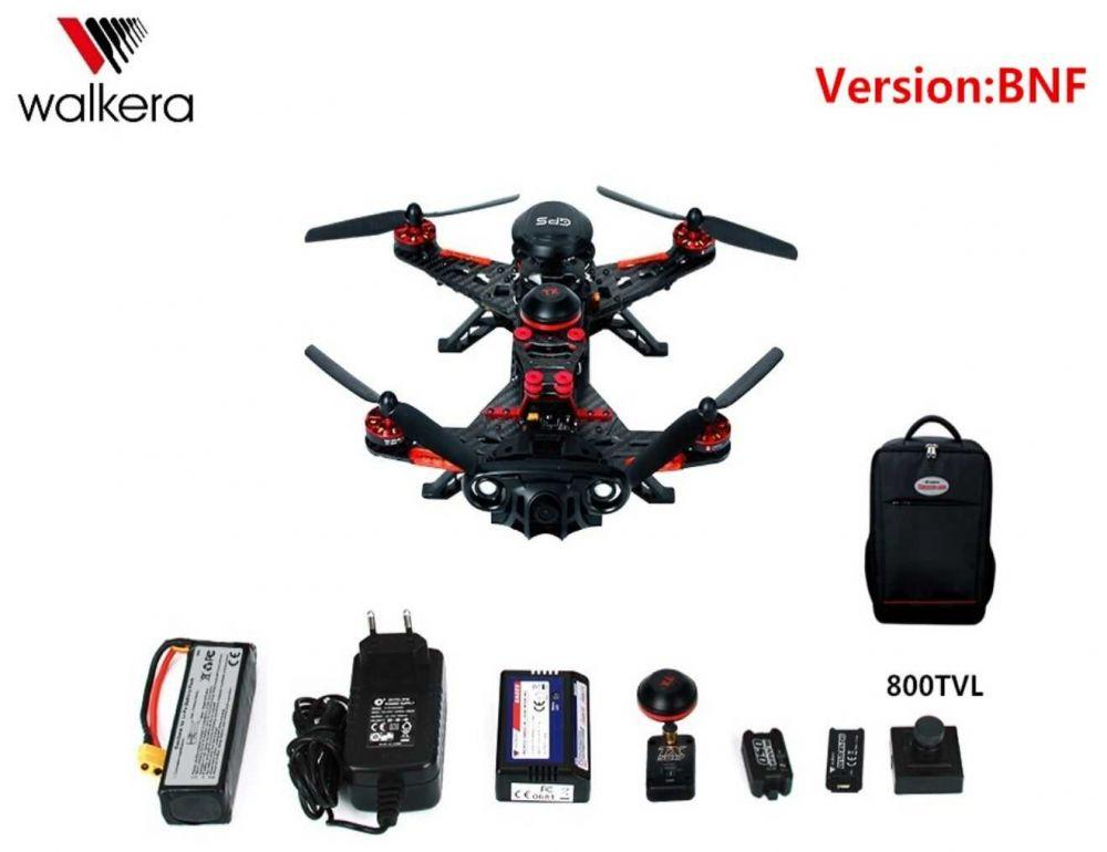 Walkera Runner 250 Advance BNF 800TVL with Backpack