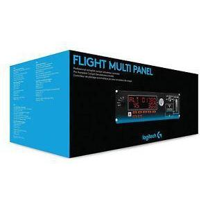 Logitech G Pro Flight Multi Panel-Cubox Australia