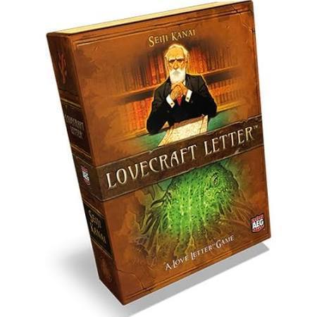 Lovecraft Letter Card Game