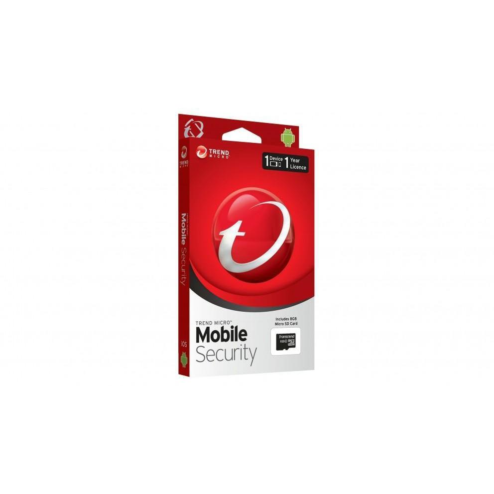Trend Micro Mobile Security Premium (1 Device) 12 MONTH