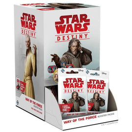 Star Wars Destiny TCG Way of the Force
