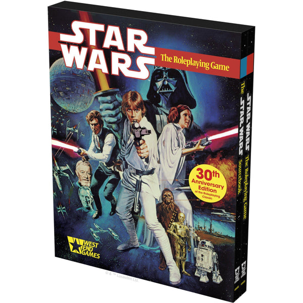 Star Wars Roleplaying Game RPG 30th Anniversary Edition