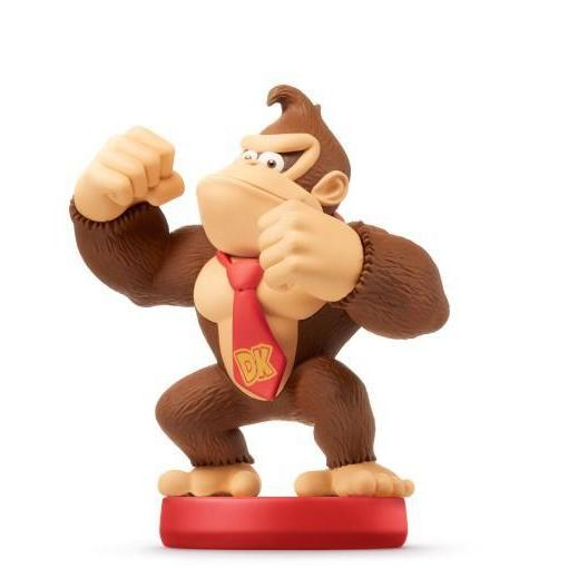 Nintendo Amiibo Super Mario Collection Donkey Kong