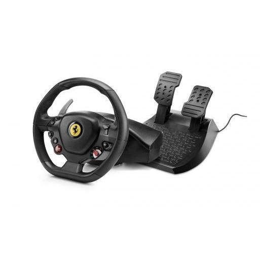 Thrustmaster T80 Ferrari 488 GTB Edition Racing Wheel For PC & PS4