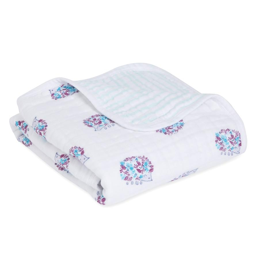 Thistle Classic Stroller Blanket by Aden and Anais