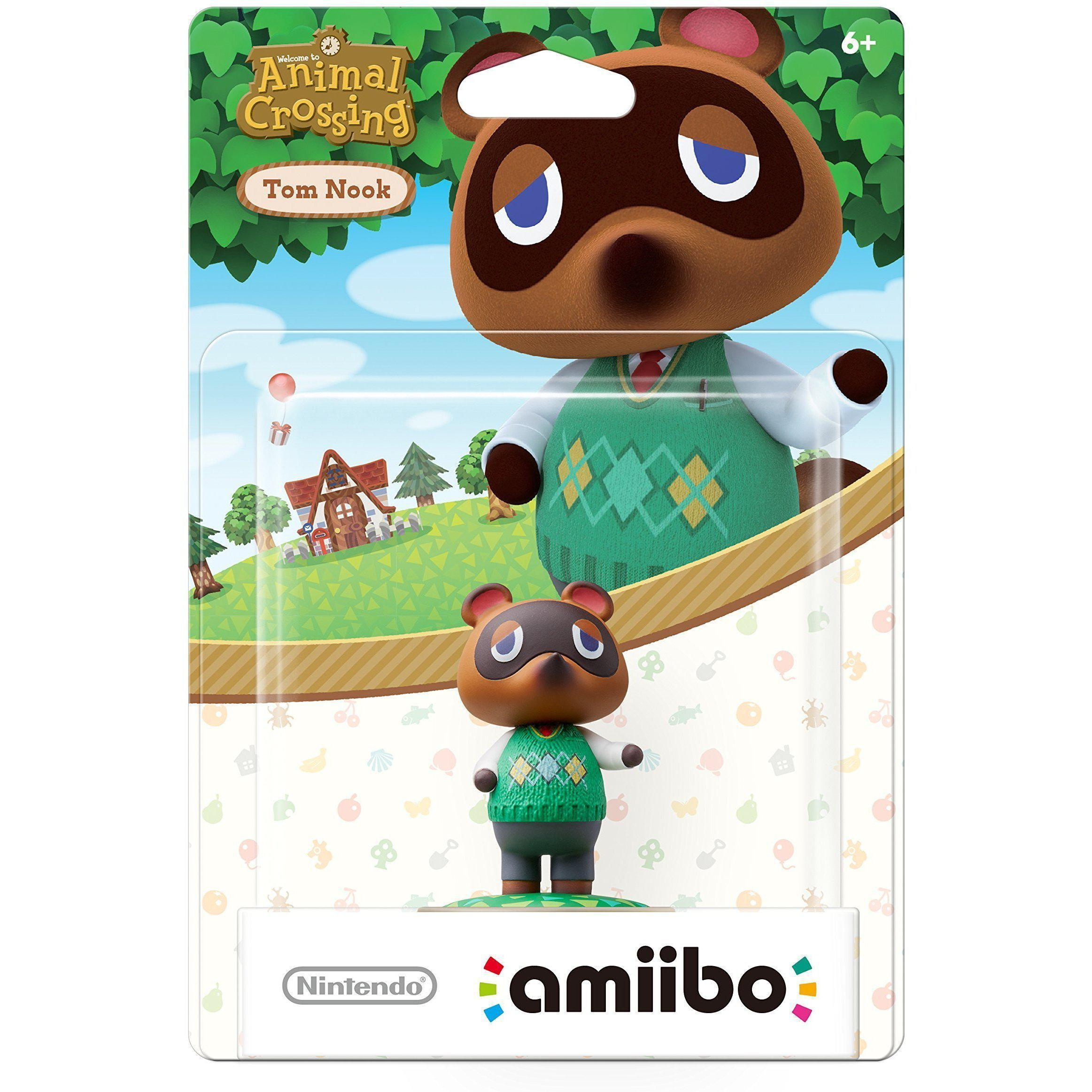 Nintendo Animal Crossing Amiibo - Tom Nook (US Version)