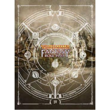 Warhammer Fantasy Roleplay Collector's Edition Rulebook