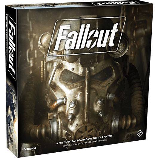 Fallout Board Game - Cubox Australia