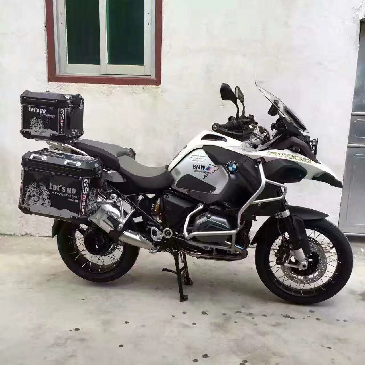 Learn These Bmw R1200gs Adventure Black Panniers {Swypeout}