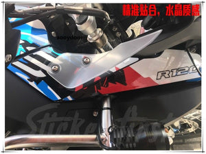 R1200GS ADV Rally Enduro Adventure Full Body Crystal Sticker Protector Decal