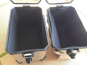 R1200GS ADV Pannier Top Box Saddlebag Inner Liner Lining Cover Protector