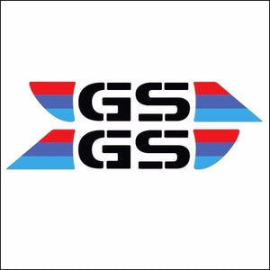 R1150GS ADV 2013 Fuel Tank Sticker Decal M Color Stripe x 2