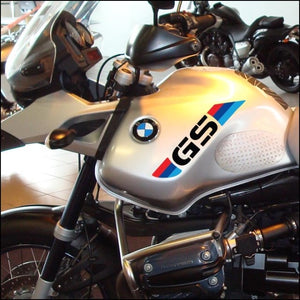 R1150GS ADV Motorrad 2013 Fuel Tank Sticker Decal M Color Stripe Pair