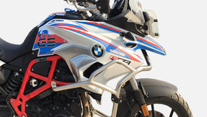 F700GS Panniers Fuel Tank Side Fender Beak Reflective Waterproof Whole Body Decal Sticker Stripe For GSA Enduro Adventure 2018